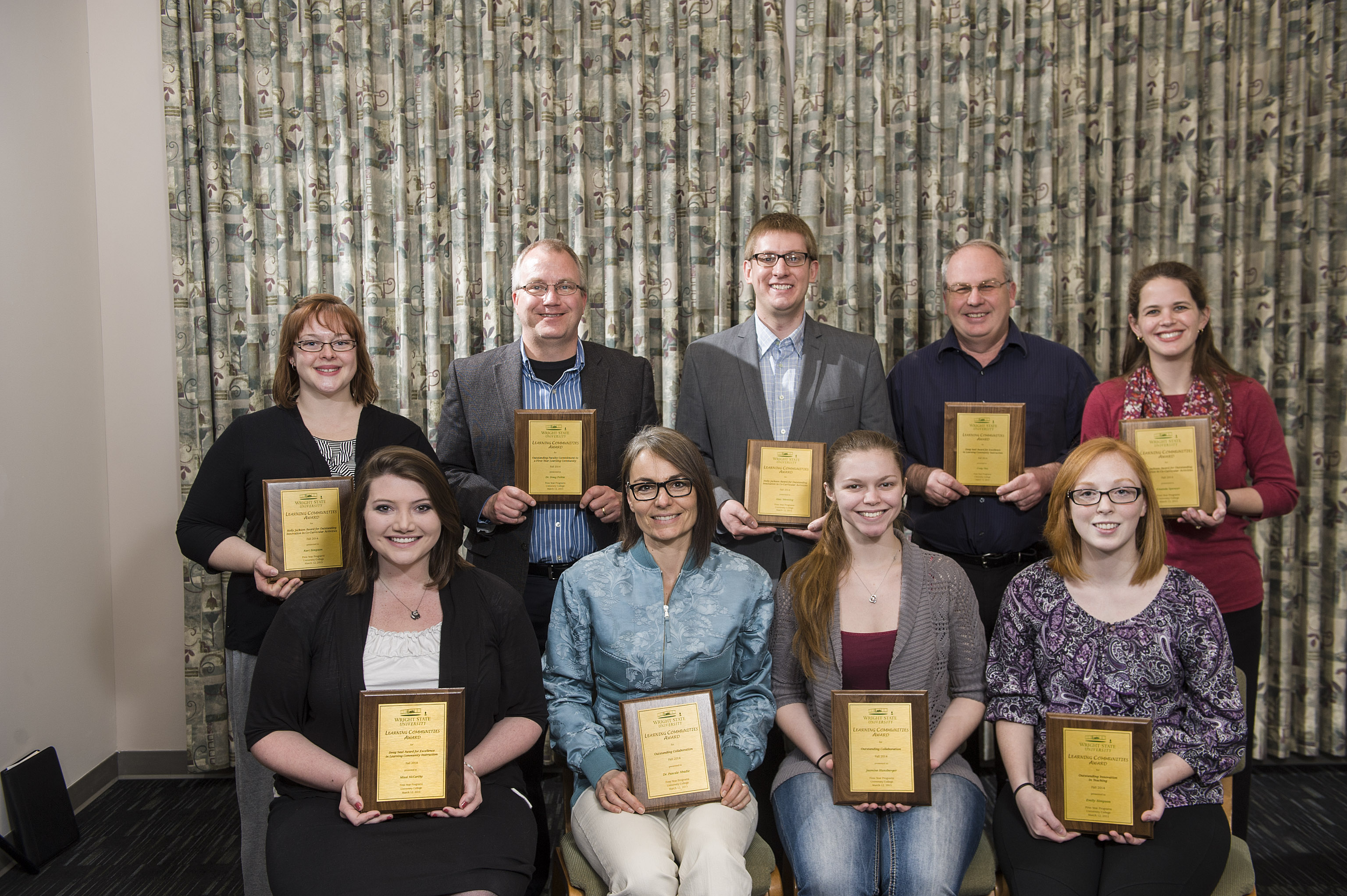 2014 LC Award Receipients