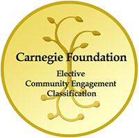 carnegie foundation community engagement classification logo