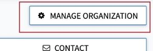 Manage Student Organization Button