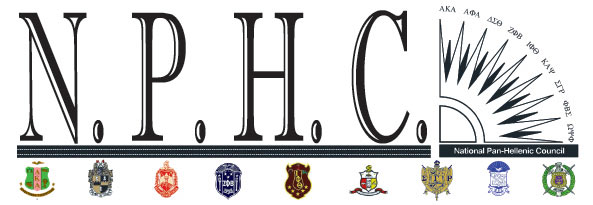 National Pan-Hellenic Council, Inc. (NPHC) logo