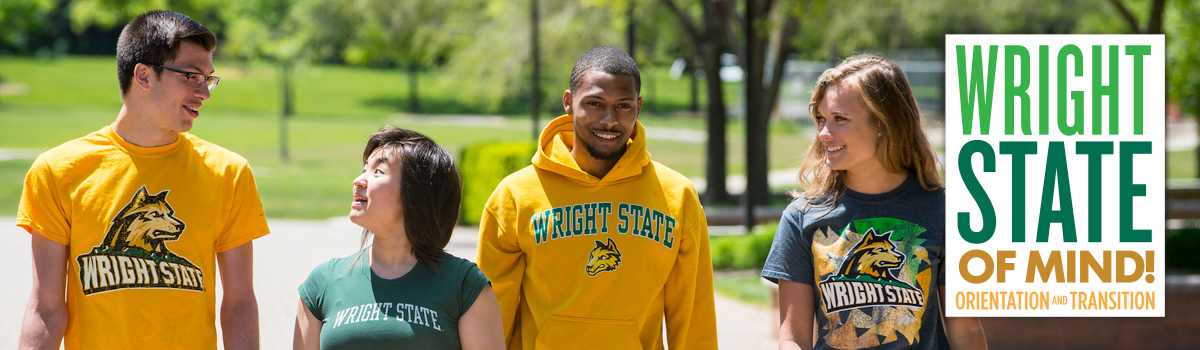 Wright State Orientation