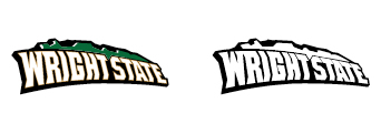 Wright State Athletics primary wordmark