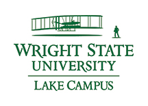 Wright State Lake Campus logo - full color