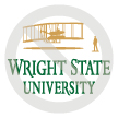 Wright State Violation - distorted logo