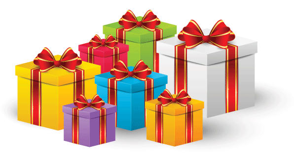 picture of presents