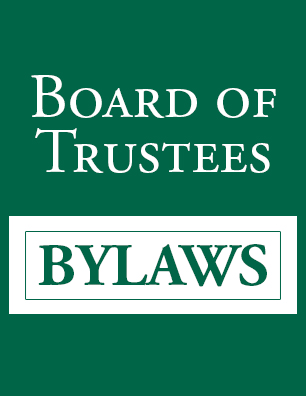 Wright State University Board of Trustees Bylaws