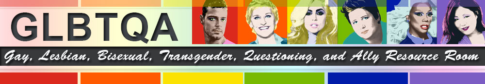 Gay, Lesbian, Bisexual, Transgender Question and Ally