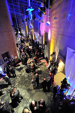 photo from the artsgala event