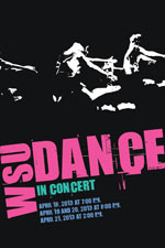 wsu dance concert graphic