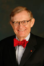 photo of e. gordon gee