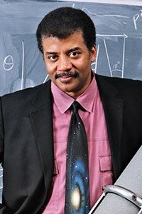 photo of dr. neil degrasse tyson