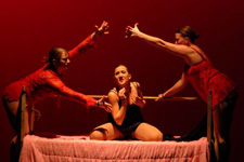 photo of a mapp students performance