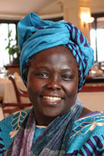 photo of dr. wangari maathai