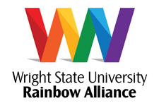 wright state university rainbow alliance logo