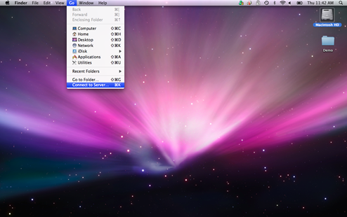 screen capture of a mac window