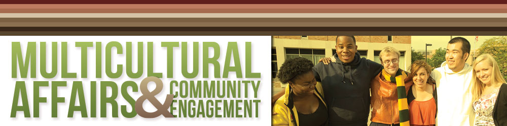 multicultural affairs and community engagement banner image