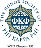 Phi Kappa Phi Wright State University chapter