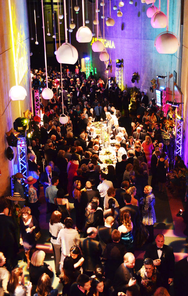 An evening of elegance at ARTSGALA 2013