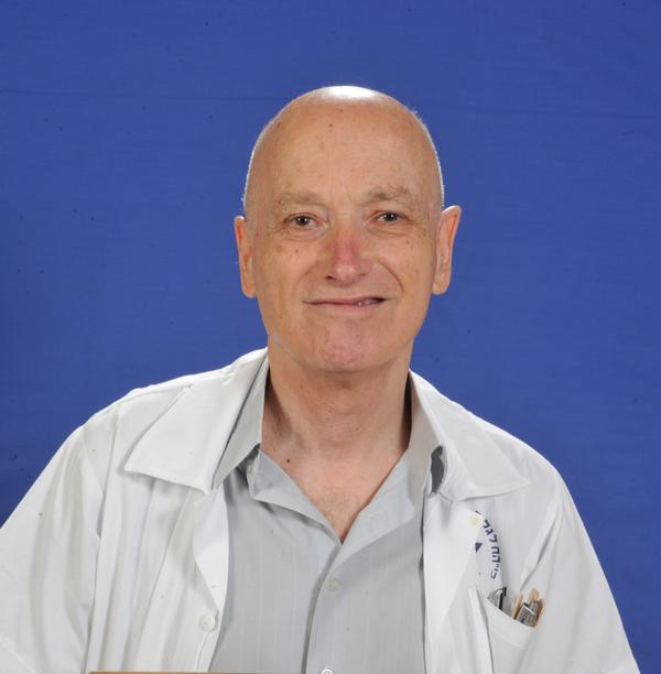 Photo of Dr. Arie Eisenman