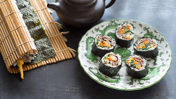 Lets Roll: Korean Gimbap Workshop