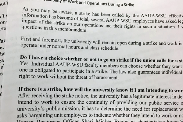ABC 22/FOX 45: Email sparks controversy as Wright State