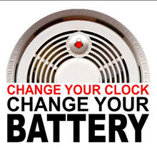 Change your Clock - Change your Battery