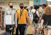 Students in masks