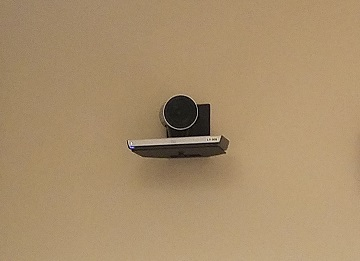 Wall Mounted Camera