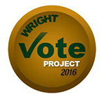 Wright Vote logo