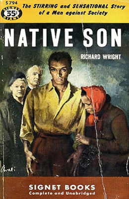 character analysis of bigger thomas in the native son by richard wright