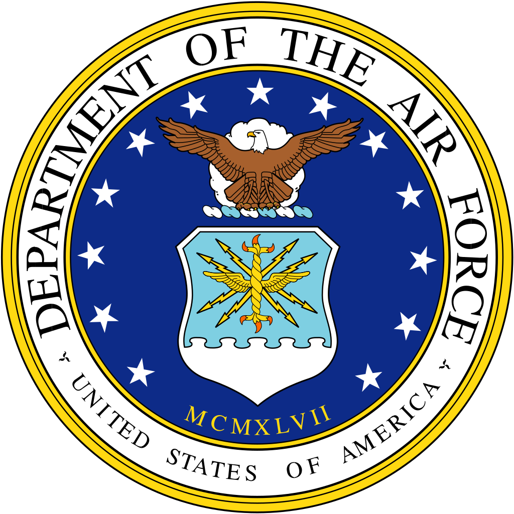 department seal of the airforce