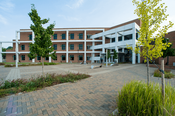 Picture of student union