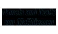 Pamela and Malte von matthiessen