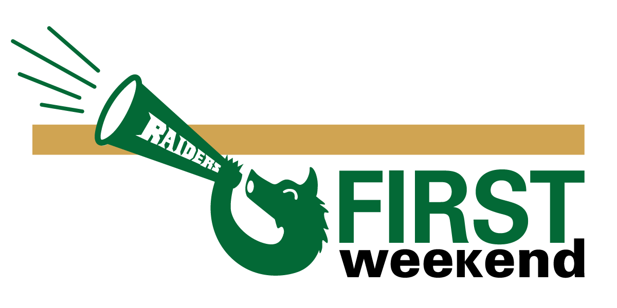 Logo for First Weekend