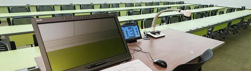 photo of a classroom