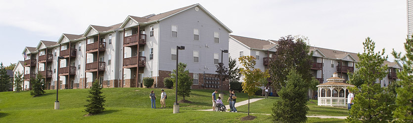 College Park Residence Life And Housing Wright State