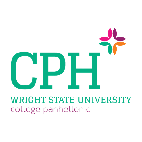 Logo for the College Panhellenic Council