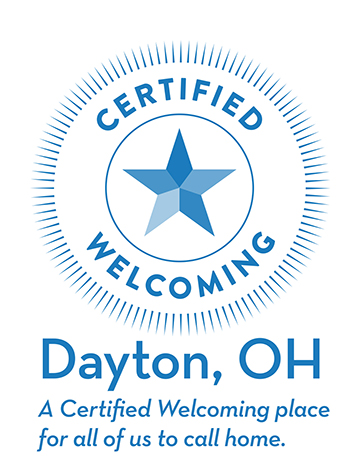 Certified Welcoming - Dayton, OH; A Certified Welcoming place for all of us to call home.