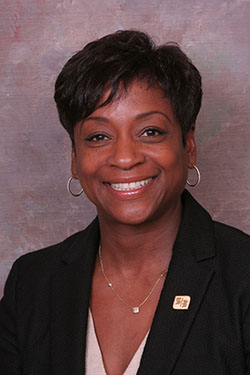 Portrait of Stephanie Green