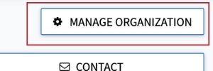 Manage Student Organization Button