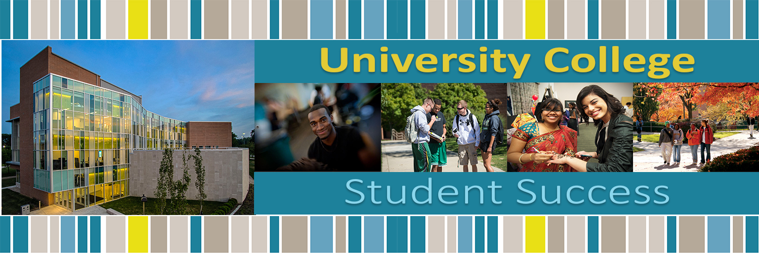 University College Spring Summer 2016 Newsletter About Wright State University