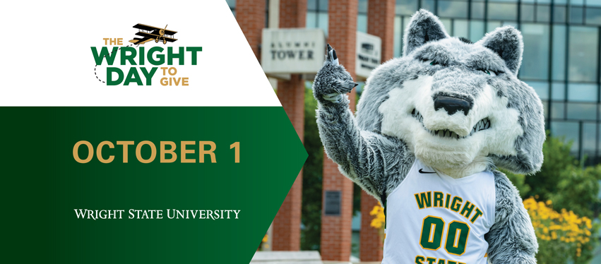 Wright day to give - october 1 2021