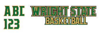 Wright State Athletics alphabet
