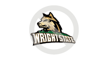 Wright State Athletics Violation - don't manipulate the art
