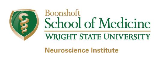 Wright State Boonshoft School of Medicine Neuroscience Institute logo - fullcolor