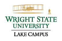 Wright State Lake Campus primary logo - fullcolor