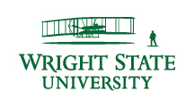Wright State primary logo - green