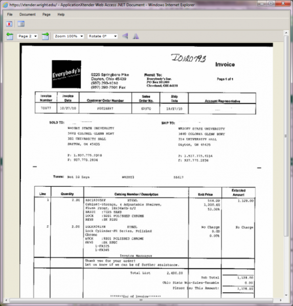 Xtender Document