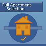Full Apartment Incentive