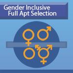 Gender Inclusive Full Apartment